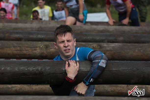 مسابقه عبور از موانع سخت روسیه