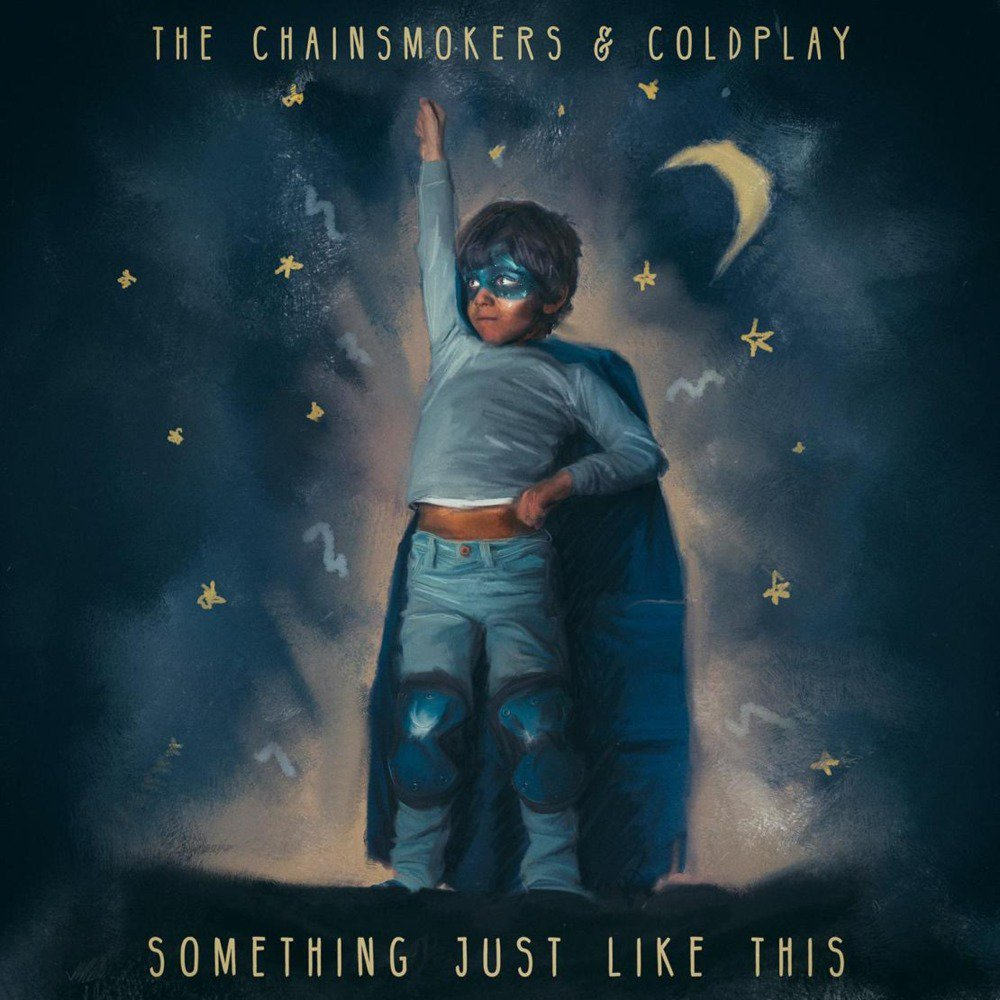 دانلود اهنگ The Chainsmokers & Coldplay به نام Something Just Like This
