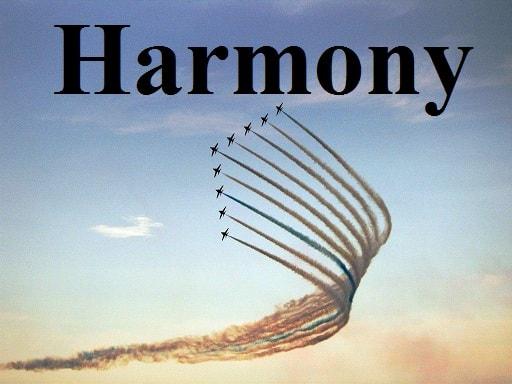 هماهنگی – Harmony – آموزش لغات کتاب ۵٠۴ – English Vocabulary – کدینگ لغات ۵٠۴