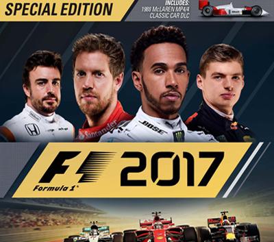 دانلود ترینر جدید بازی F1 2017