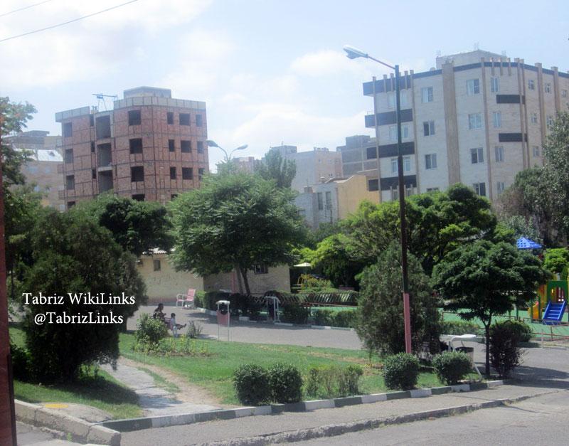 پارکهای تبریز
