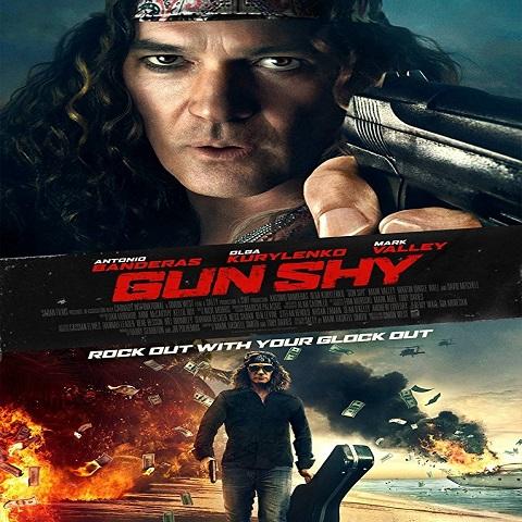 دانلود فیلم Gun Shy 2017 با دوبله فارسی