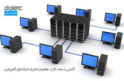 مفاهیم شبکه و سخت افزار