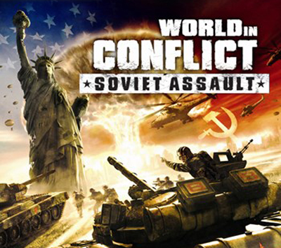 دانلود ترینر بازی World In Conflict Soviet Assault