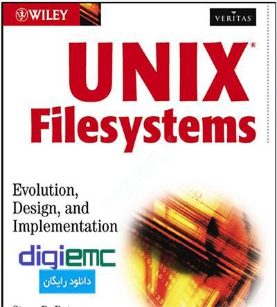 دانلود کتاب آموزشی فایلهای سیستمی یونیکس