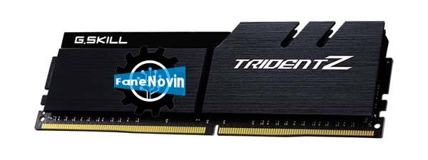 جی اسکیل از سریعترین حافظهی DDR4 جهان رونمایی کرد  fanenovin  فن نوین