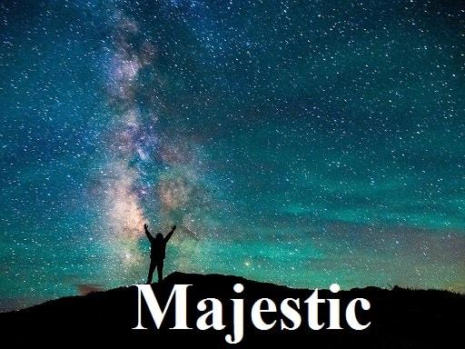 باشکوه – Majestic – آموزش لغات کتاب ۵٠۴ – English Vocabulary – کدینگ لغات ۵٠۴
