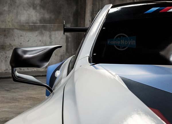 بیامو M8 GTE فرانکفورت فن نوین