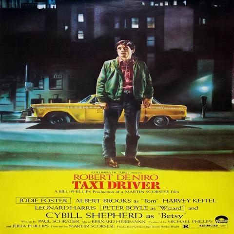 دانلود فیلم Taxi Driver 1976 با دوبله فارسی