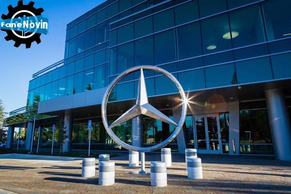 مرسدس بنز، رسما وارد صنعت تولید خودرو در ایران شد  فن نوین