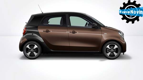 fanenovin  فن نوین     15th Anniversary Edition Smart Fortwo