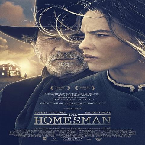 دانلود فیلم The Homesman 2014 با دوبله فارسی