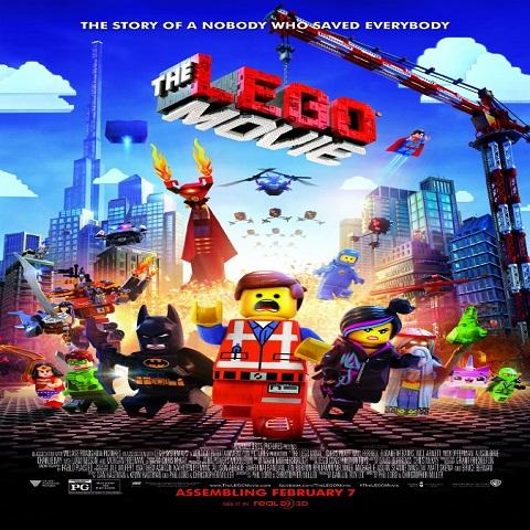 دانلود فیلم The Lego Movie 2014 با دوبله فارسی