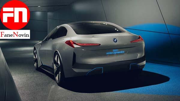 بی ام و M8 GTE، رونمایی شد فن نوین فناوری برتر fanenovin