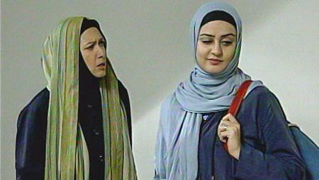 الهام یونسی بازیگر سریال بوی غریب پاییز
