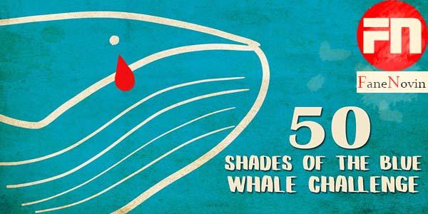 بازی نهنگ آبی شروعی برای پایان زندگی است؛ هرآنچه باید در مورد بازی نهنگ آبی بدانید tk k,dk فن نوین
