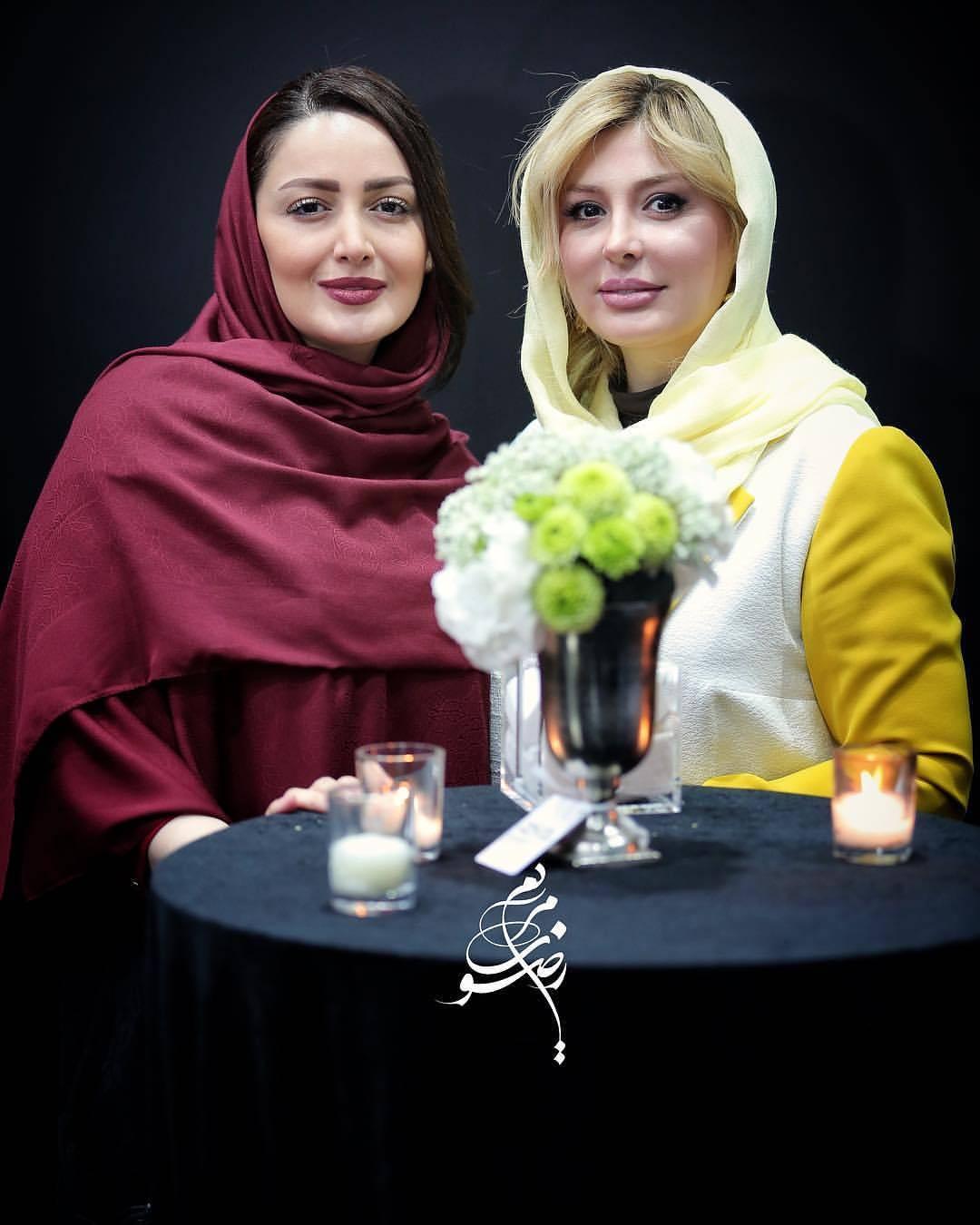عکس جدید شیلا خداداد با همسرش و نیوشا ضیغمی