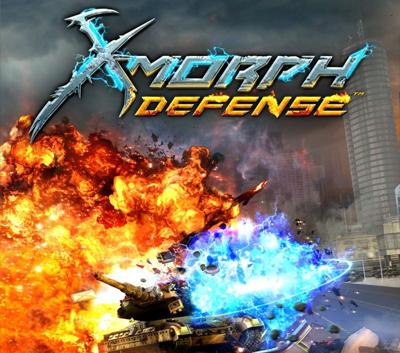 دانلود ترینر بازی X Morph Defense