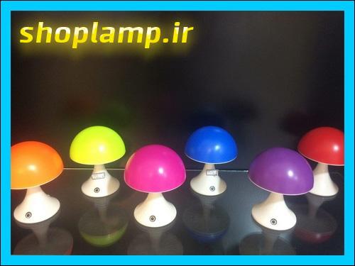 چراغ خواب قارچی نوردهی طرحدار