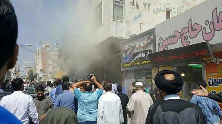 بمب گذاری در قم 30 شهریور 1396 | انفجار در حرم حضرت معصومه  + عکس و فیلم