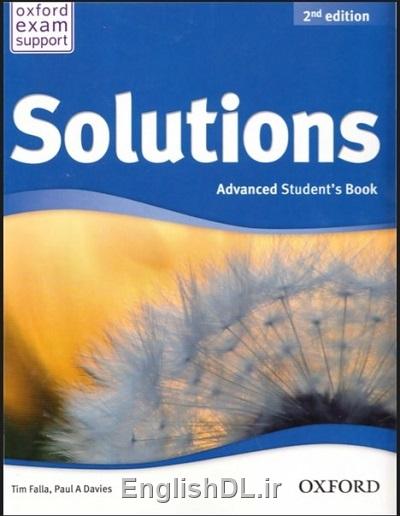 کتاب SolutionsAdvanced ویرایش دوم