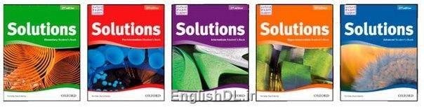 دانلود کتاب های Solutions
