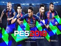 دانلود بازی Pro Evolution Soccer 2018 برای کامپیوتر (PC)