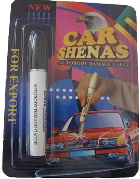 قلم تست رنگ شدگی ماشین