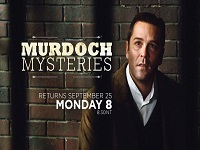 دانلود فصل 12 قسمت 5 سریال ماجراهای مرداک - Murdoch Mysteries