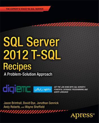 دانلود کتاب آموزش دستورات TSQL