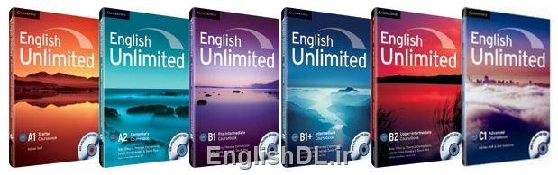 دانلود مجموعه English Unlimited