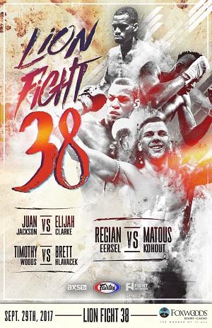 دانلود مبارزات موی تای Lion Fight 38 Muay Thai ریلیز اختصاصی + 720p