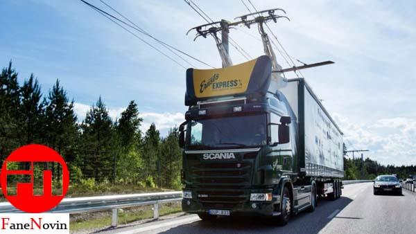 ساخت اولین بزرگراه الکتریکی مخصوص کامیون ها در آلمان توسط زیمنس فن نوین