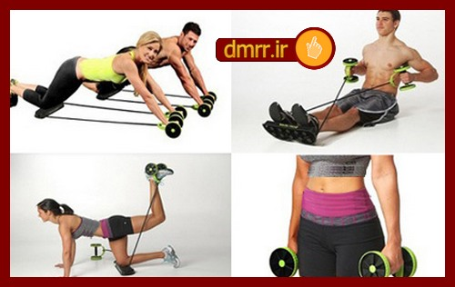 دستگاه ورزشی برای لاغری شکم و پهلو