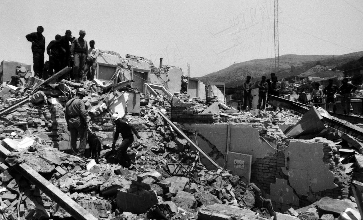 زلزله رودبار