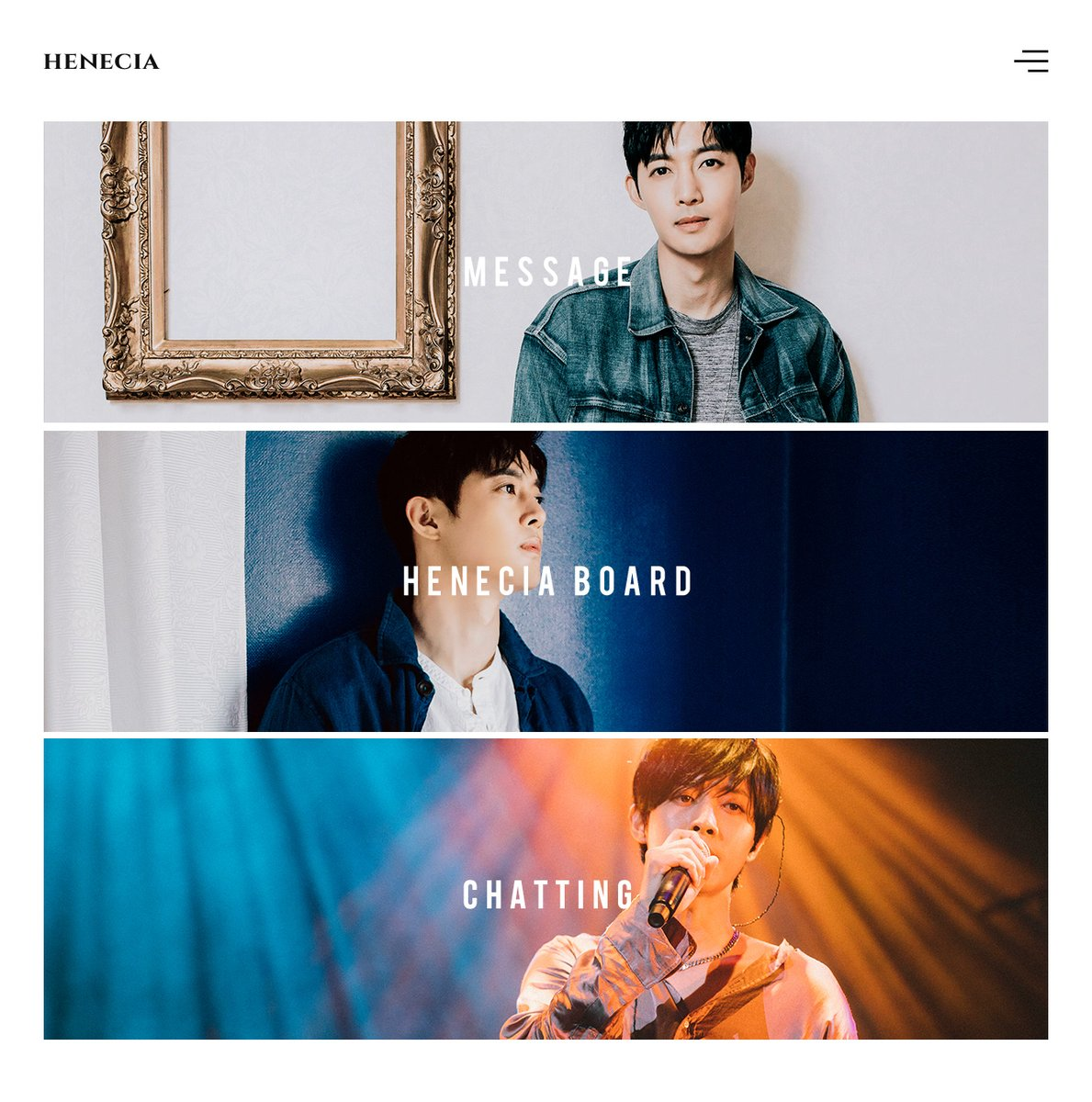 Kim Hyun Joong Official Site Update ~ Chatting Opened 2017.09.30