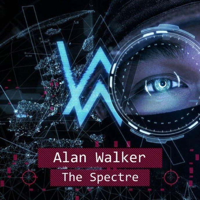 دانلود اهنگ Alan Walker به نام The Spectre