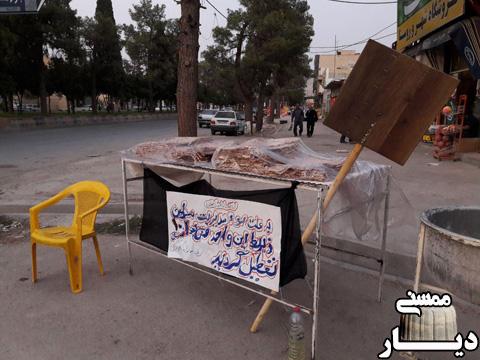 اعتراض نانوا داران نورآبادی به واگذاری بی رویه امتیاز نانوایی
