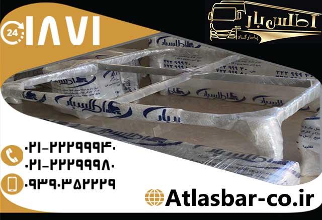 بسته بندی اثاثیه در حمل بار با باربری ارزان قیمت