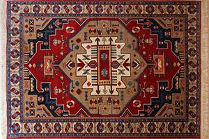 1300 بافنده فرش دستباف و گبه قشقایی
