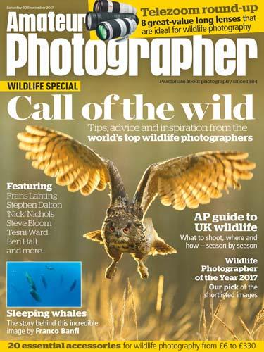 Amateur Photographer 30 September 2017