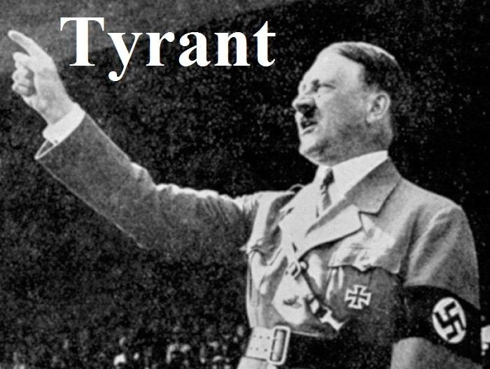 حاکم ظالم – Tyrant – آموزش لغات کتاب ۵٠۴ – English Vocabulary – کدینگ لغات ۵٠۴