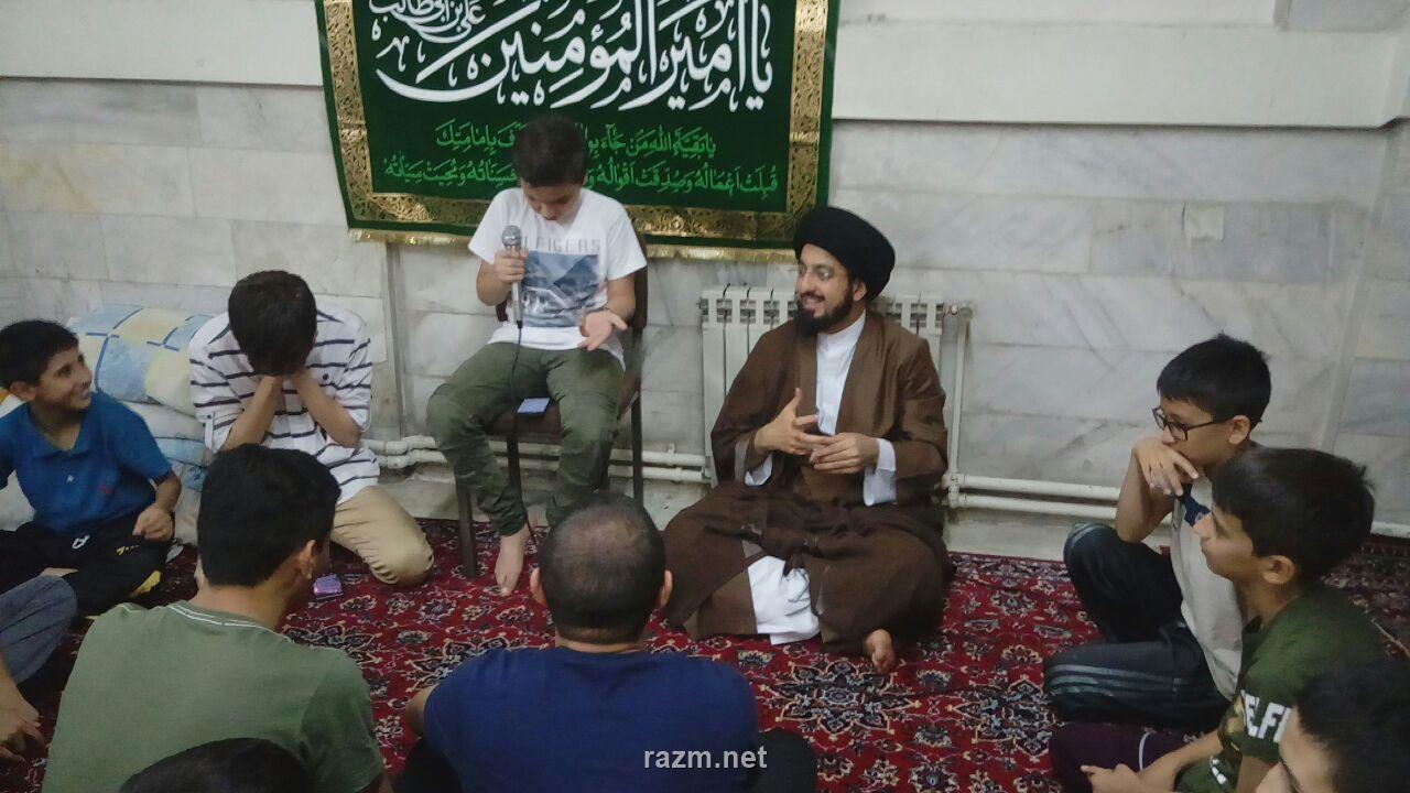 اردوی مشهد باشگاه اخوان