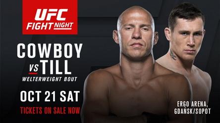 دانلود یو اف سی فایت نایت 118 |  UFC Fight Night Cerrone vs Till