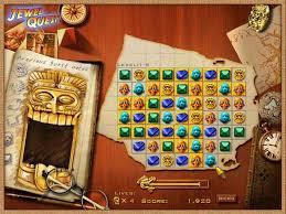بازی به دنبال جواهرات Jewel Quest