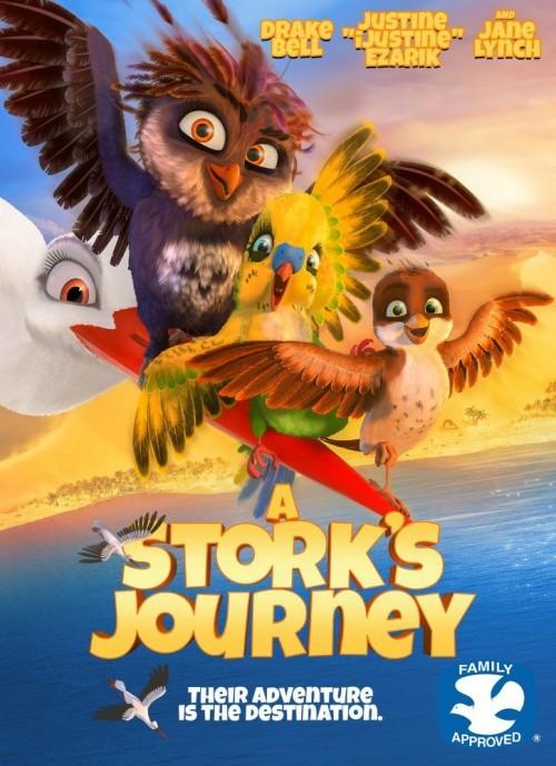دانلود دوبله فارسی انیمیشن ریچارد A Storks Journey 2017