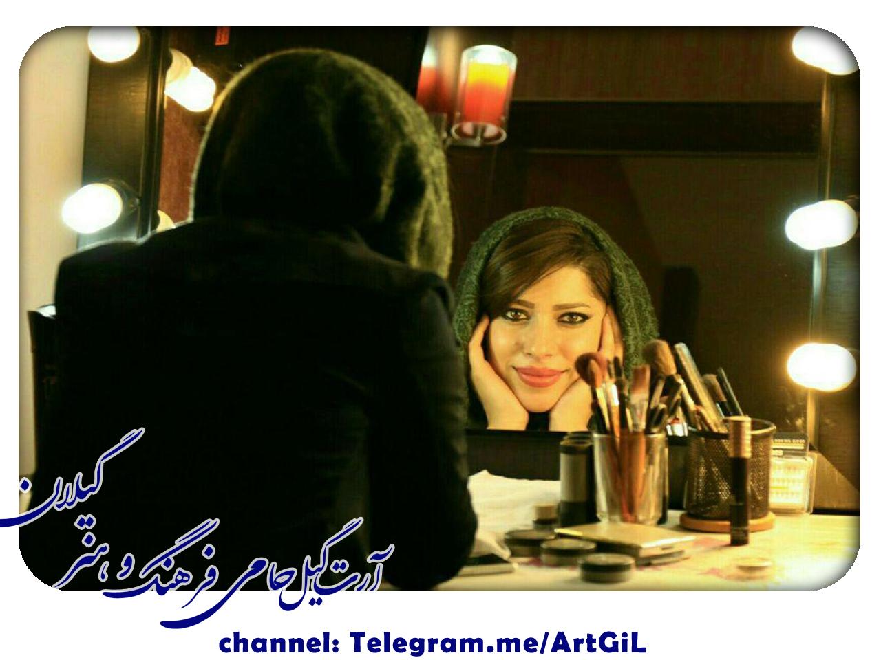 بیوگرافی شهرزاد خادم ( گریمور ، طراح سازنده ماسک های نمایشی و تن پوش های تبلیغاتی )