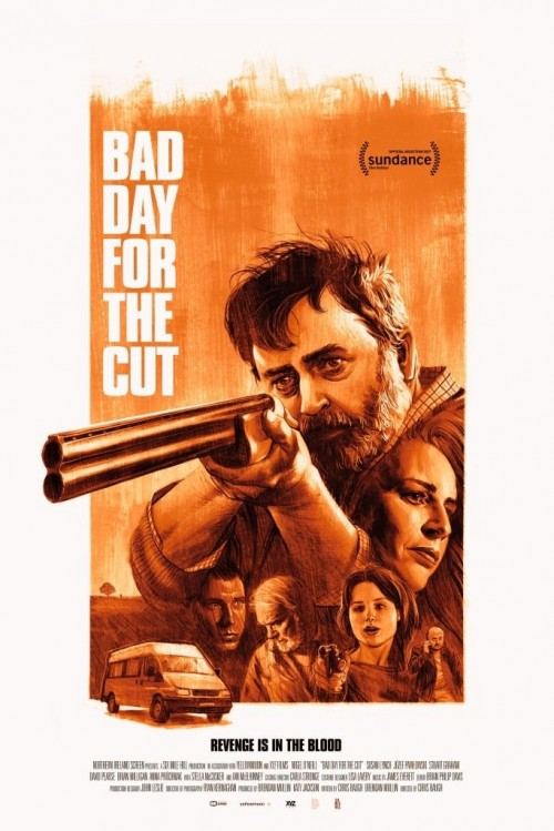 دانلود فیلم Bad Day for the Cut 2017