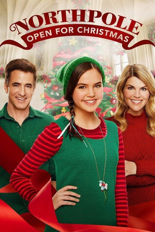دانلود فیلم Northpole: Open for Christmas 2015
