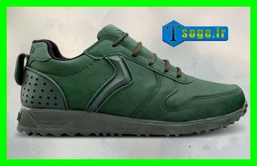 کفش سبز مردانه 2017